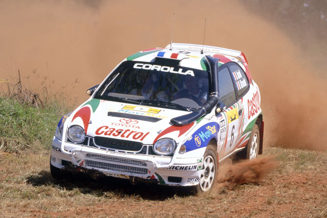 トヨタ、17年WRC復帰を2015年初頭に発表か(1)