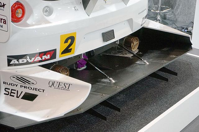 今季GT300の目玉、SGT-EVORAが初公開(5)