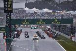 F1   日本GPなど5戦がスタート時刻前倒しへ