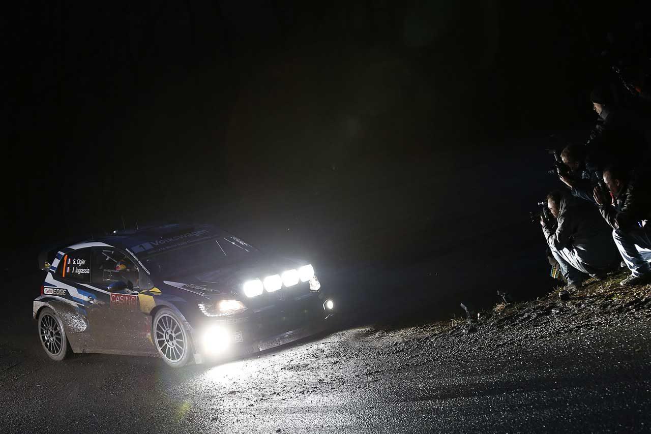 WRC開幕直前テスト、復帰のローブが最速(4)
