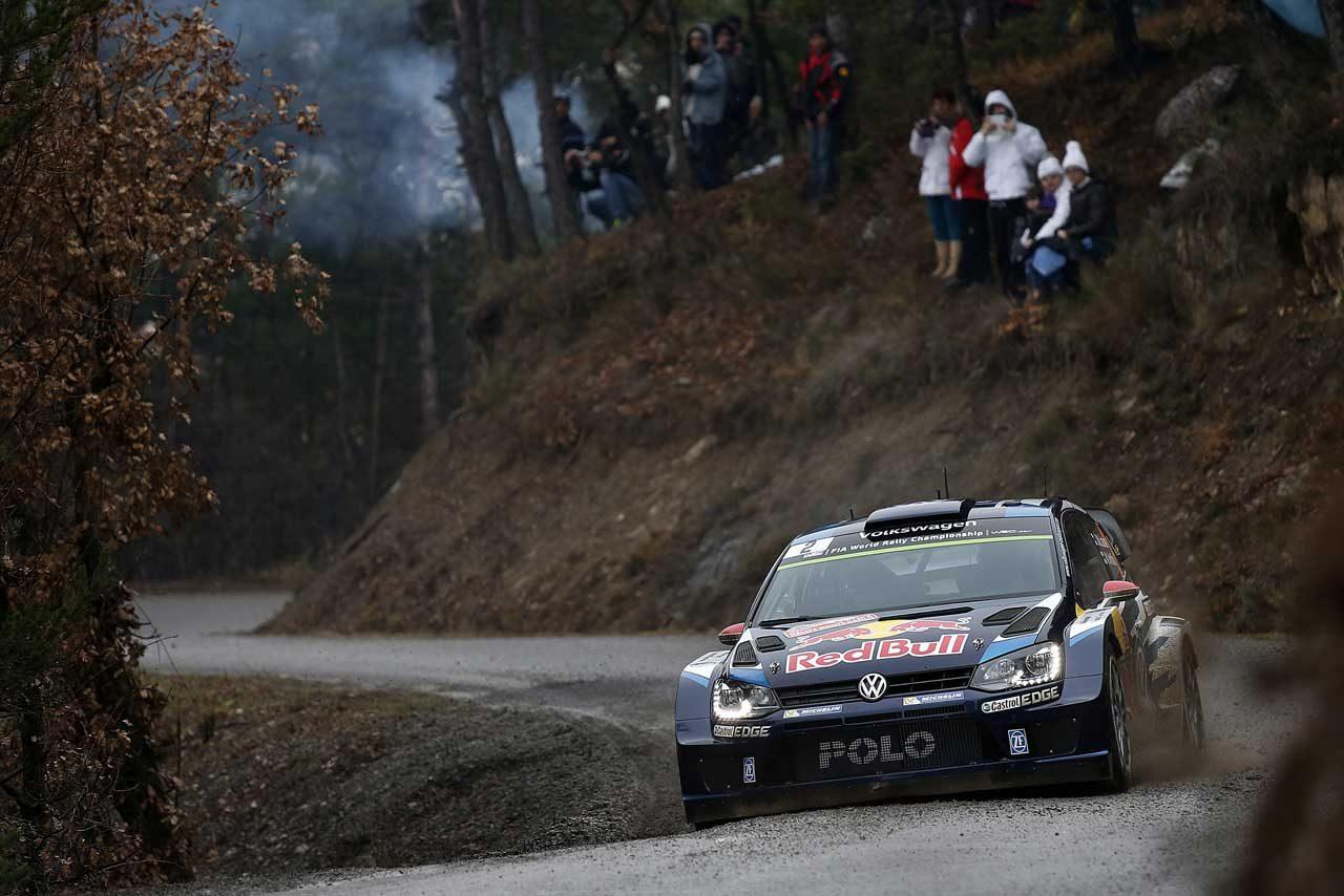 WRC開幕直前テスト、復帰のローブが最速(5)