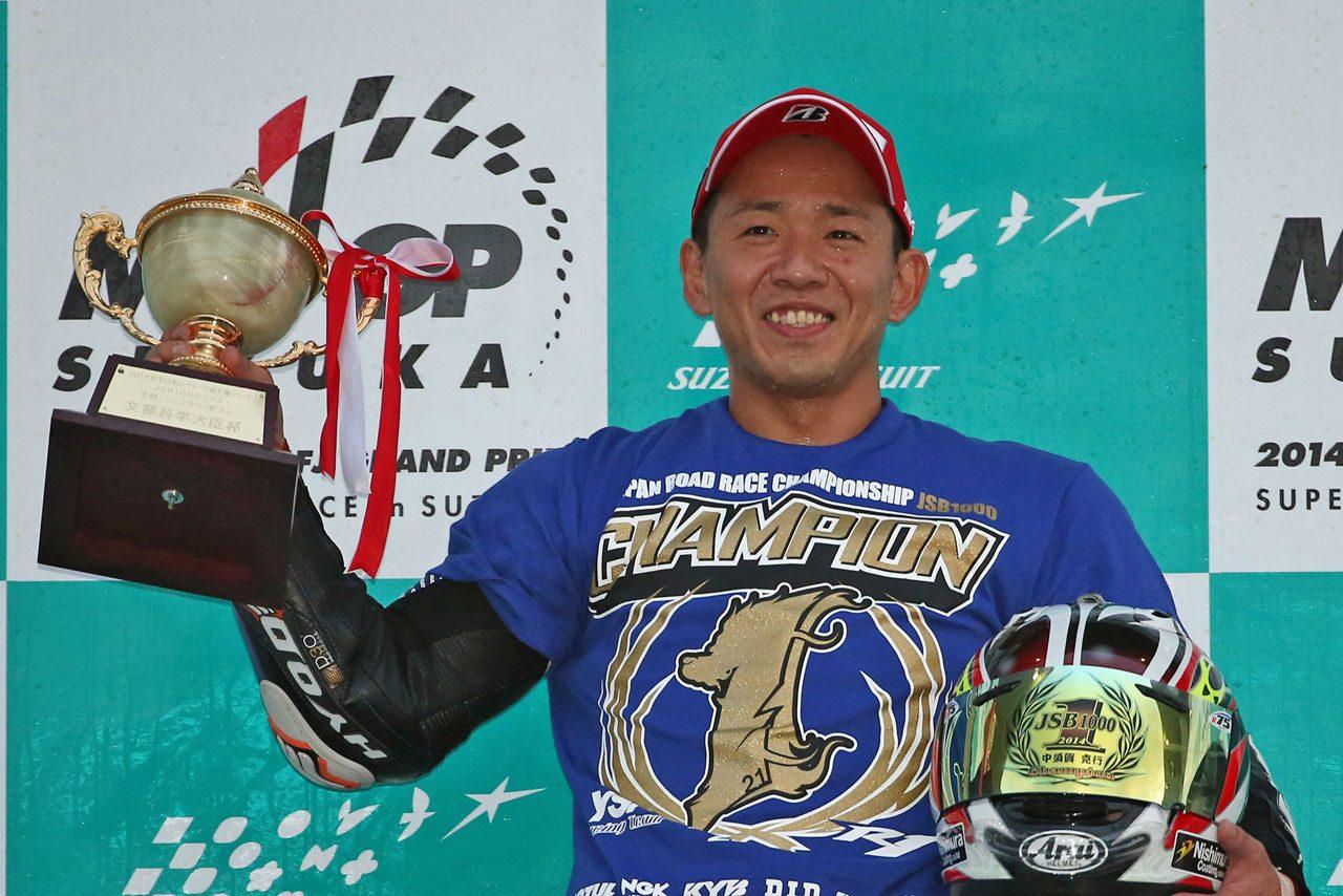 鈴鹿モータースポーツ顕彰決定。トムスが特別顕彰(1)