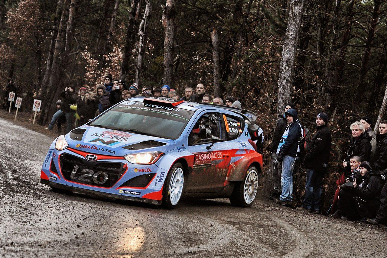 ヒュンダイ、シーズン後半に新型i20 WRCを投入(2)