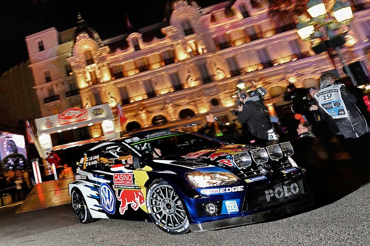 WRCデイ1コメント:シトロエン&VW(5)