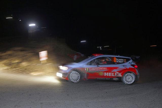 WRCデイ1コメント:Mスポーツ&ヒュンダイ(3)