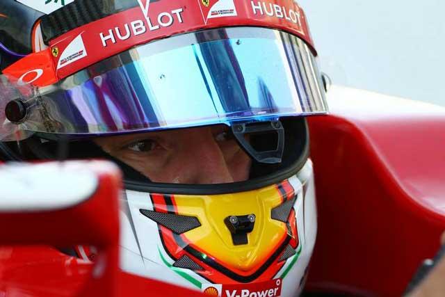 フェラーリ育成のマルチェッロ、今季は移籍を決断(1)