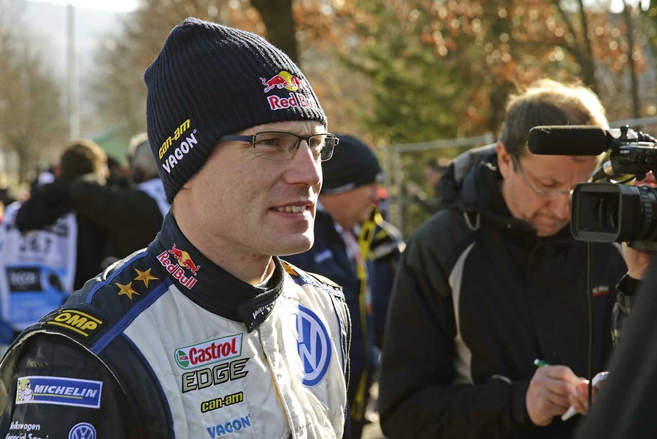 WRCモンテ2日目コメント:シトロエン&VW(2)