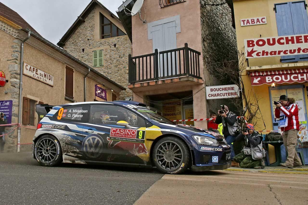 WRCモンテ2日目コメント:シトロエン&VW(4)