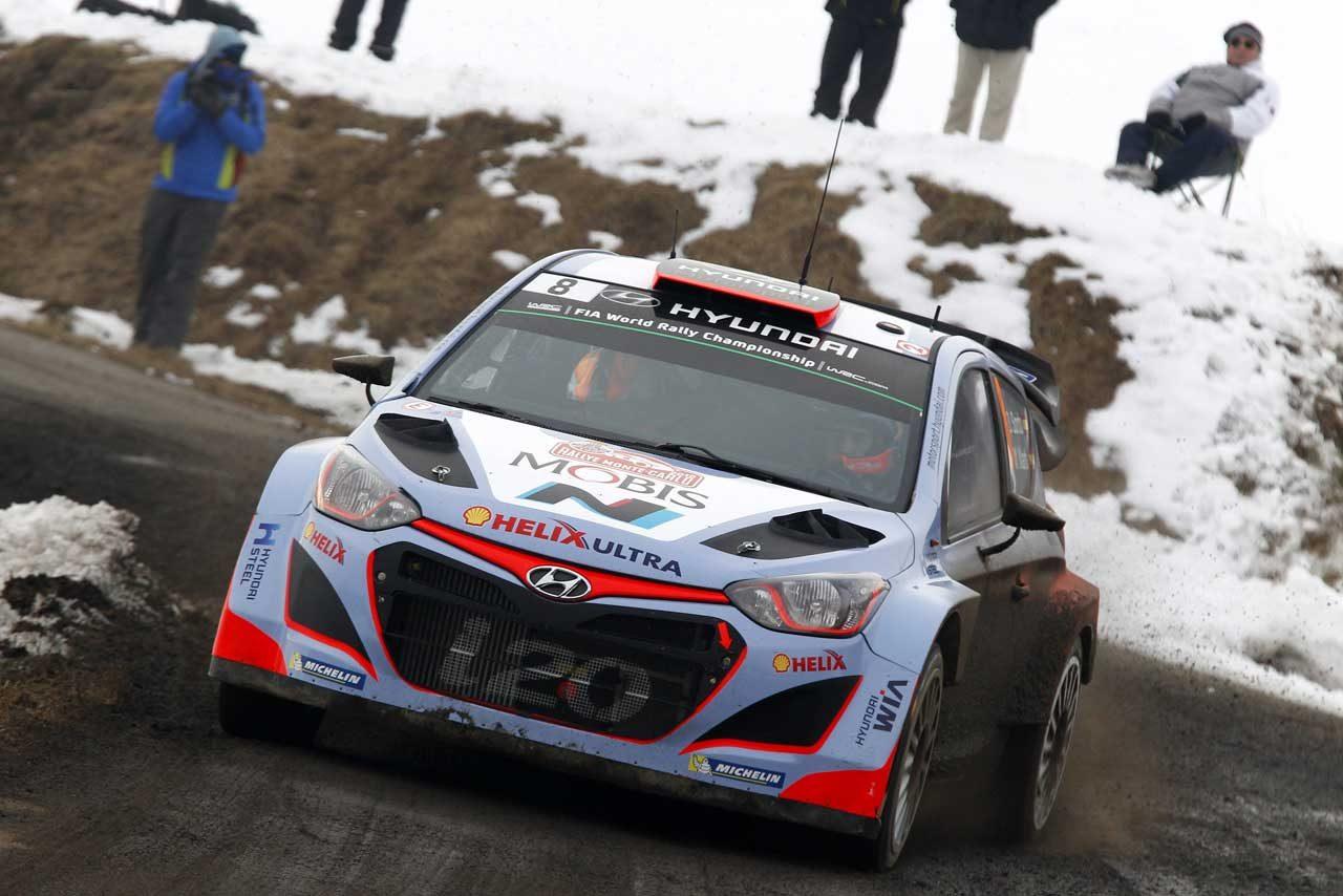WRCモンテ2日目コメント:Mスポーツ&ヒュンダイ(2)