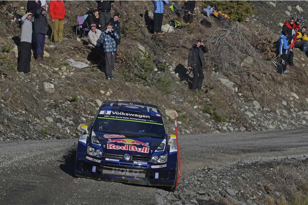 WRCモンテ3日目コメント:シトロエン&VW(3)
