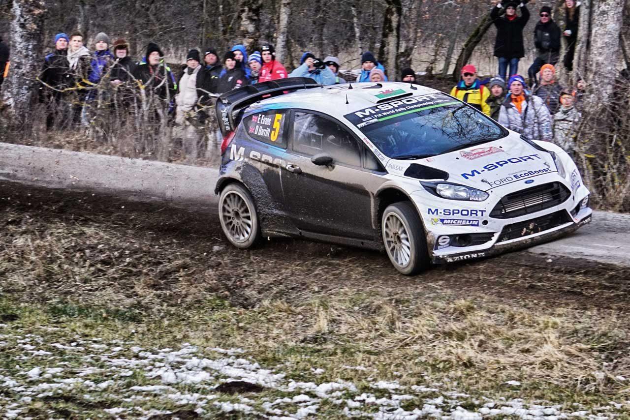 WRCモンテ3日目コメント:Mスポーツ&ヒュンダイ(3)