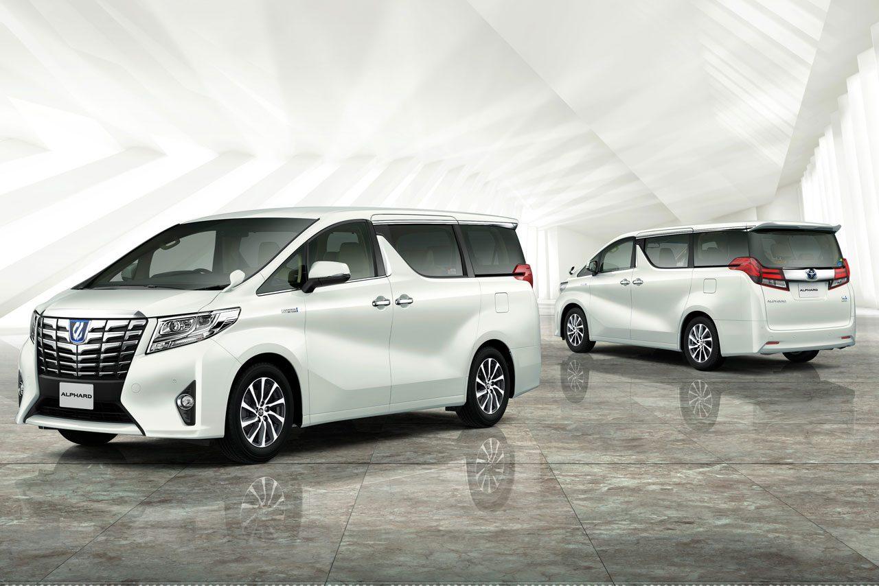 トヨタ、新型アルファード/ヴェルファイアを発売(2)
