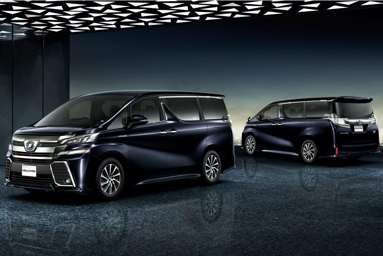 トヨタ、新型アルファード/ヴェルファイアを発売(5)