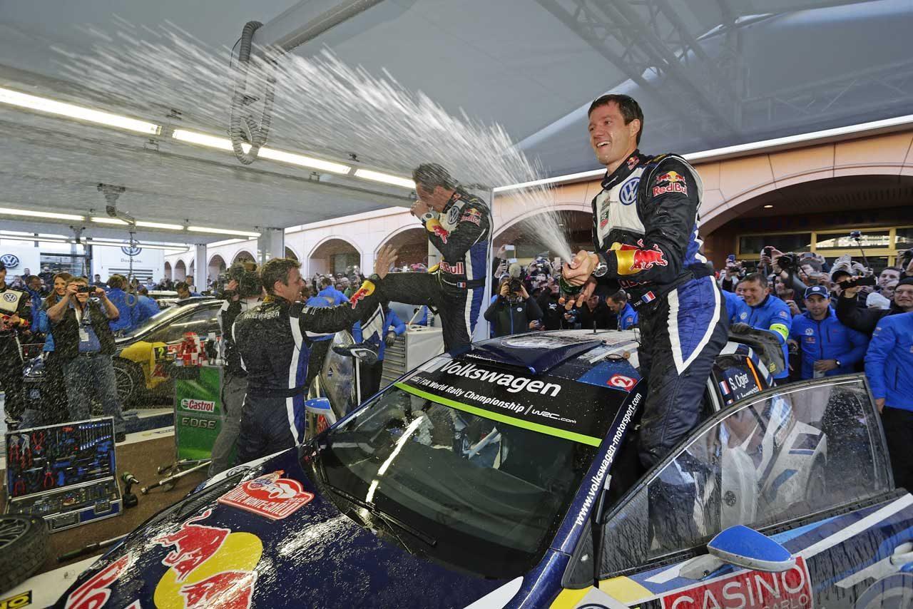 WRCモンテ最終日コメント:シトロエン&VW(1)