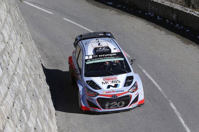 WRCモンテ最終日コメント:Mスポーツ&ヒュンダイ(2)