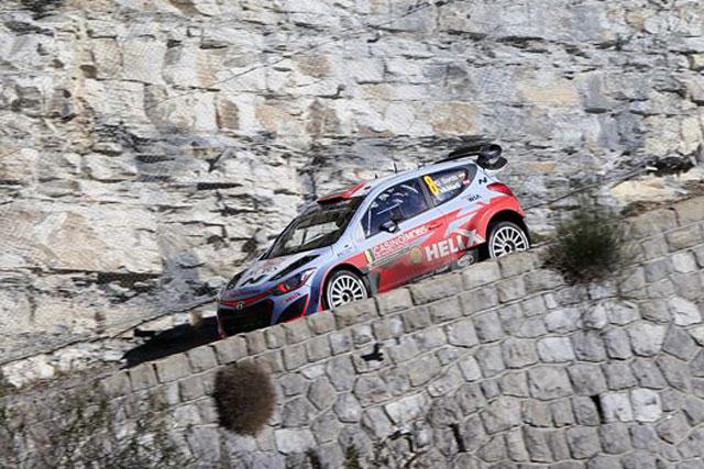 WRCモンテ最終日コメント:Mスポーツ&ヒュンダイ(3)