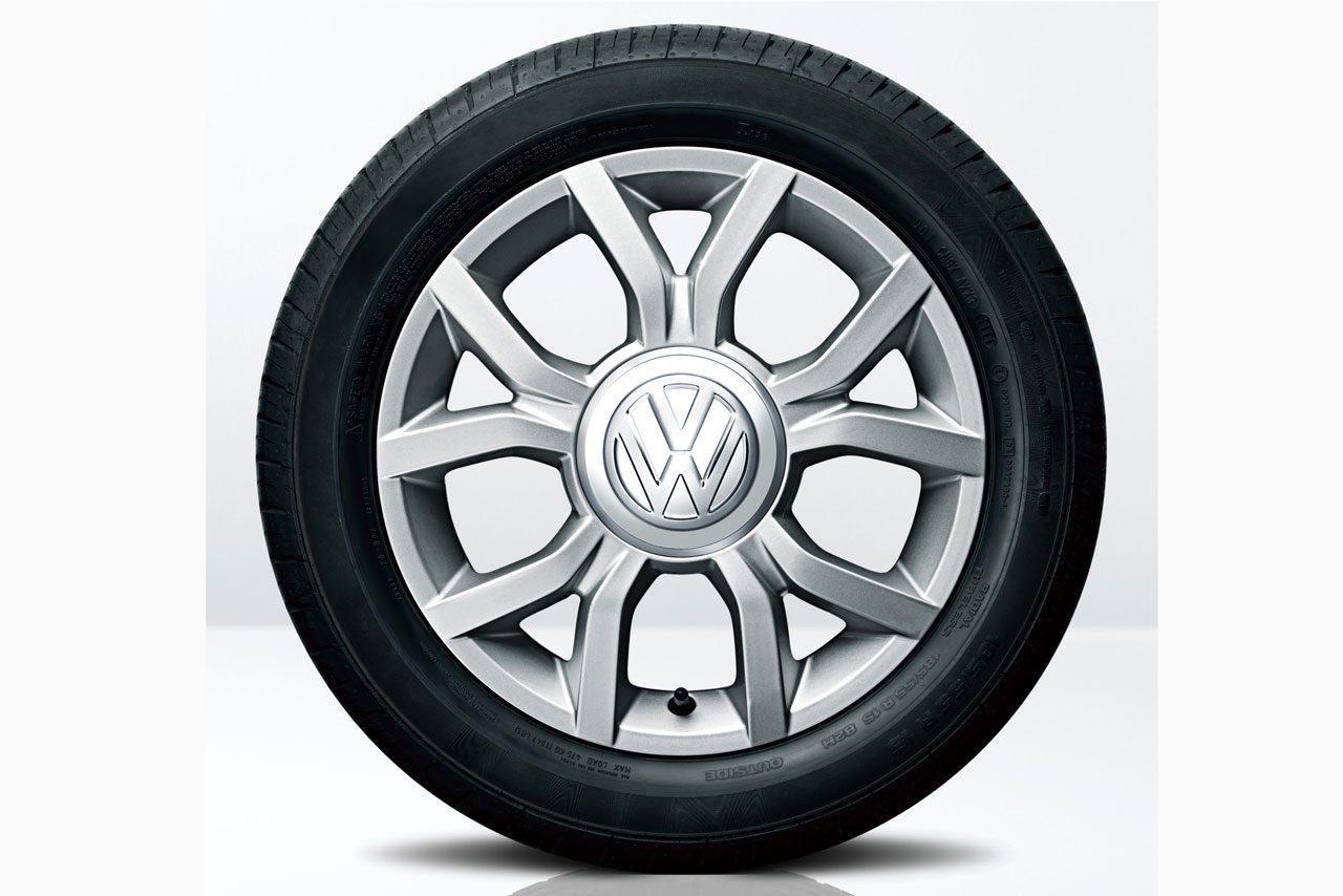 VW、限定車『move up! style edition 2』を発売(5)
