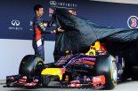 F1 | レッドブル「新車はまだ製造中」時間切れは否定