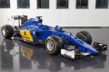 F1   ザウバー、カラーリング一新の新車C34を発表