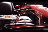 F1   【ディティール動画】フェラーリSF15-T
