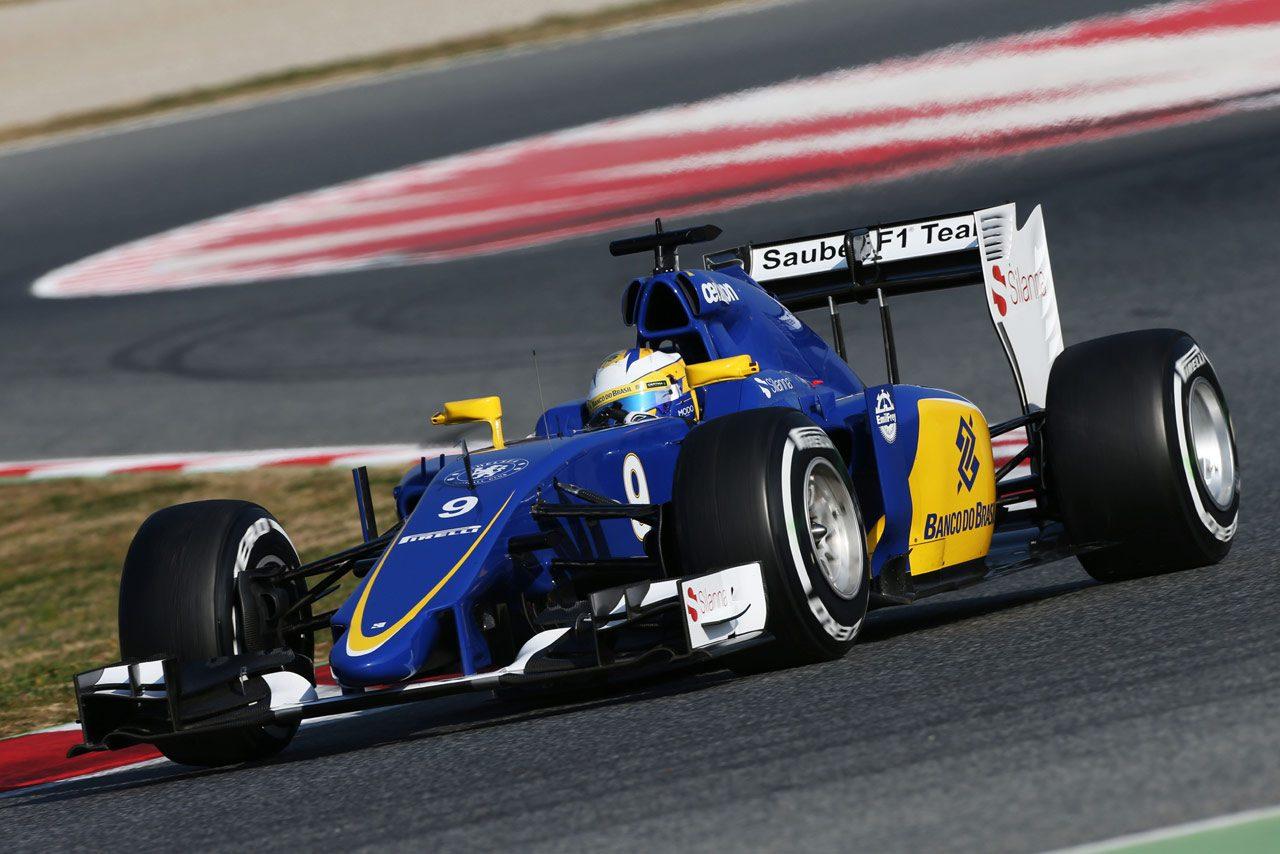 【2015 F1合同テスト】第1回バルセロナテスト2日目