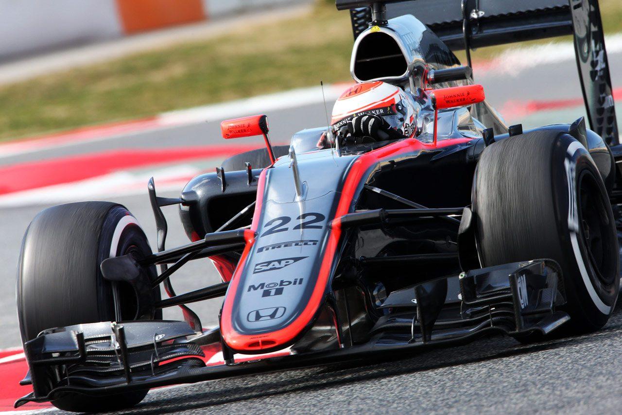 【2015 F1合同テスト】第2回バルセロナテスト2日目