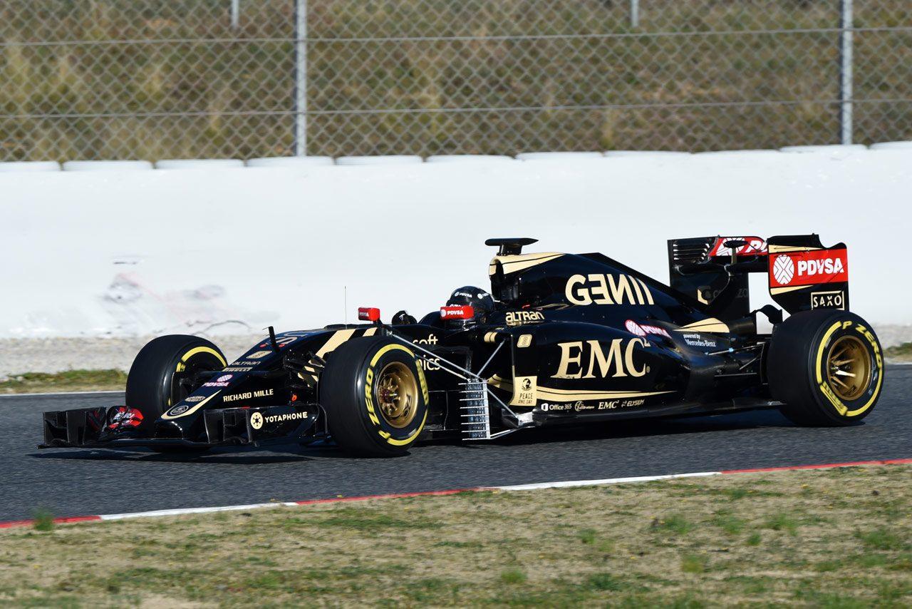 【2015 F1合同テスト】第2回バルセロナテスト3日目