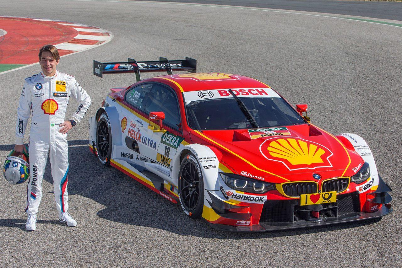 BMW、M4 DTMの6台のカラーリングを公開(3)