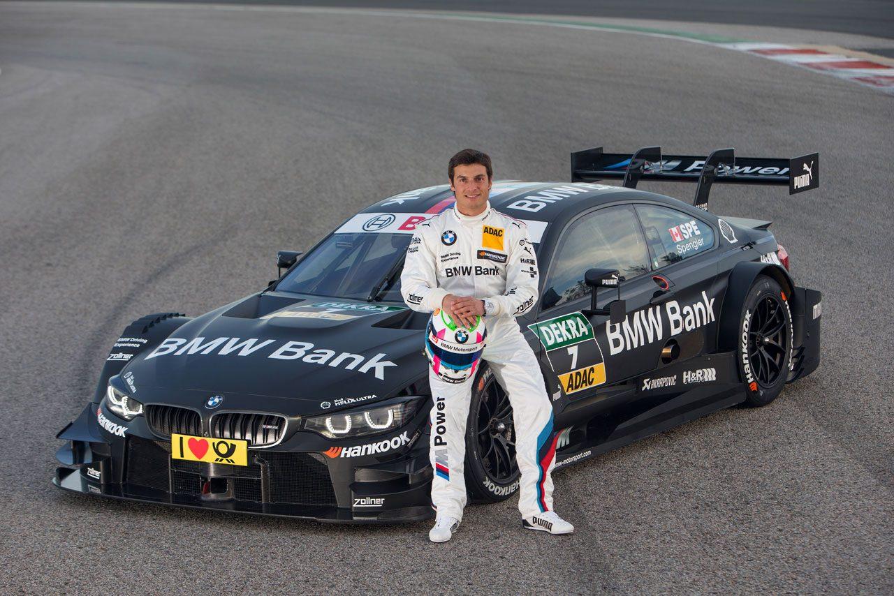 BMW、M4 DTMの6台のカラーリングを公開(4)