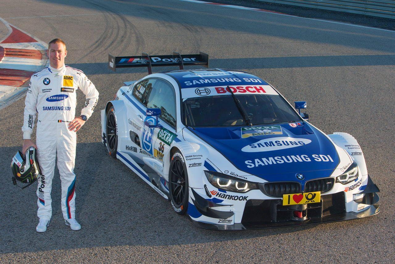 BMW、M4 DTMの6台のカラーリングを公開(6)