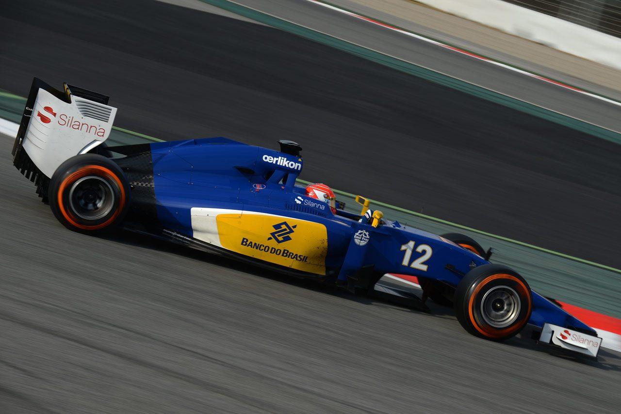 【2015 F1合同テスト】第2回バルセロナテスト4日目
