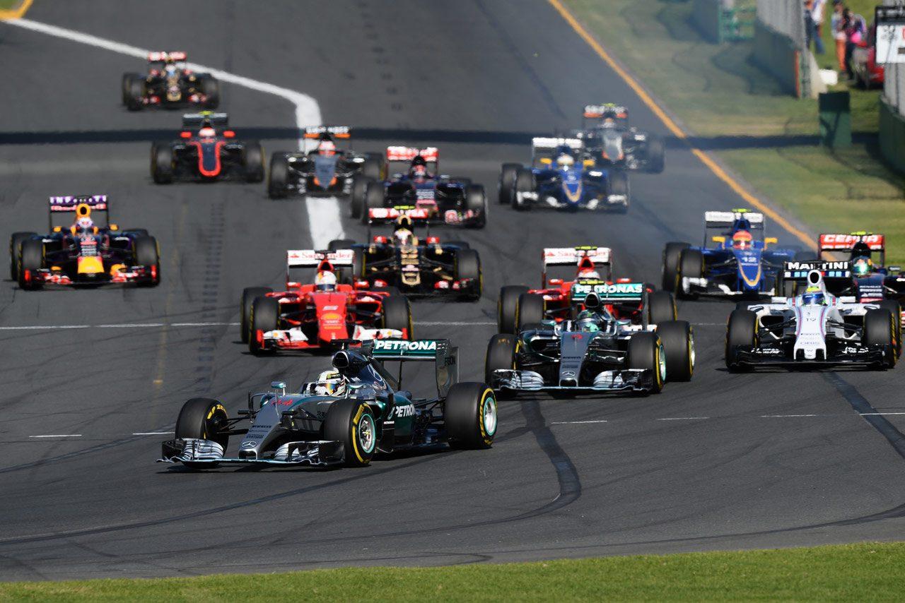 2015年F1開幕戦オーストラリアGP