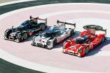ル・マン/WEC | ポルシェ、15年仕様LMP1を発表。8MJを選択