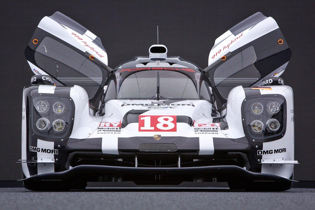 ポルシェ、15年仕様LMP1を発表。8MJを選択(3)