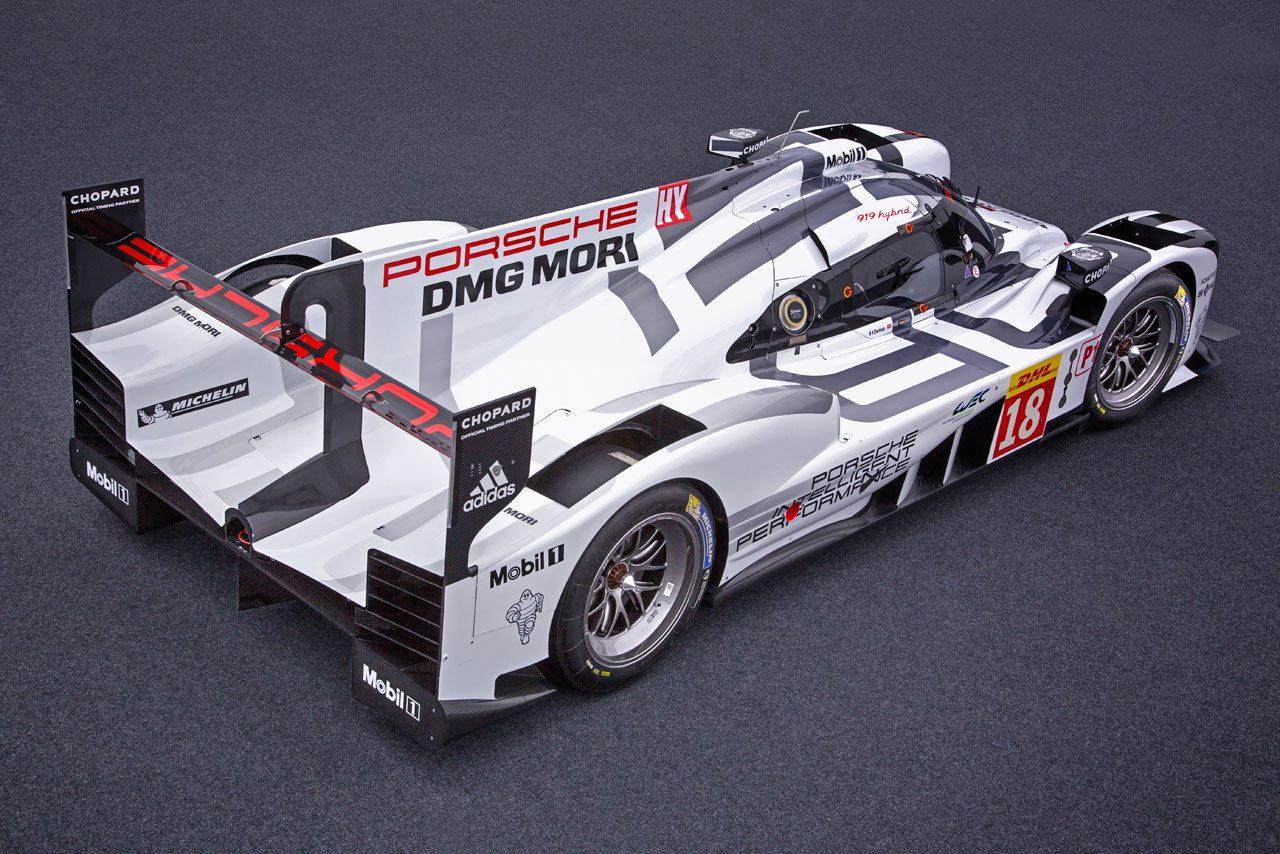 ポルシェ、15年仕様LMP1を発表。8MJを選択(5)