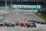 F1   F1第2戦マレーシアGP 決勝結果