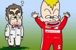 F1 | 【連載:つぶやきグラ天】やっぱり持ってる?