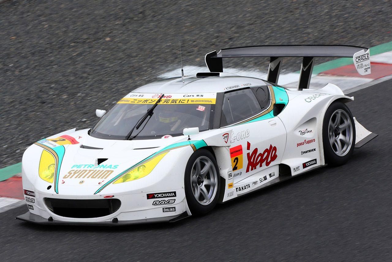 2015年スーパーGT第1戦岡山 出走全車総覧