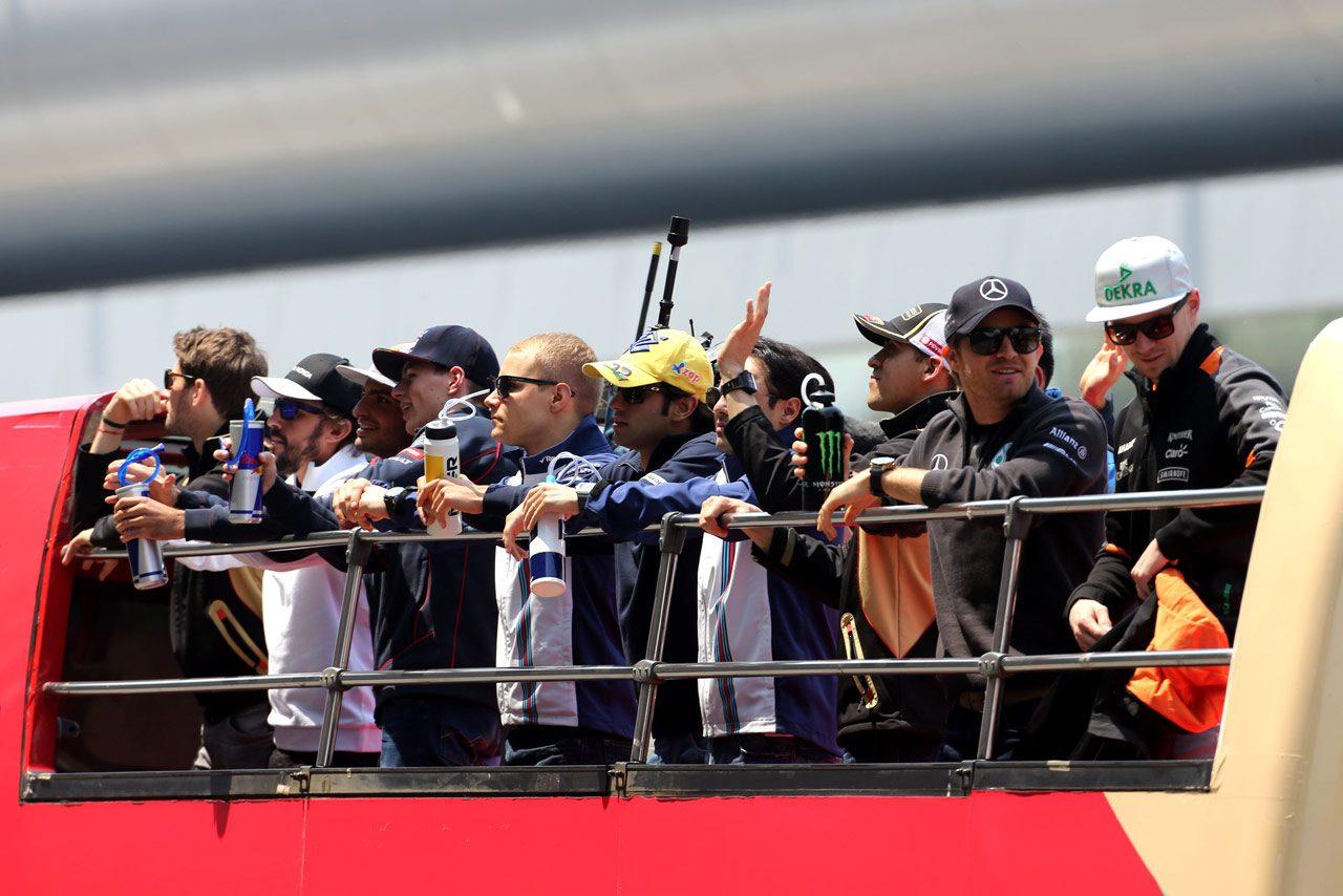 2015年F1第3戦中国GP