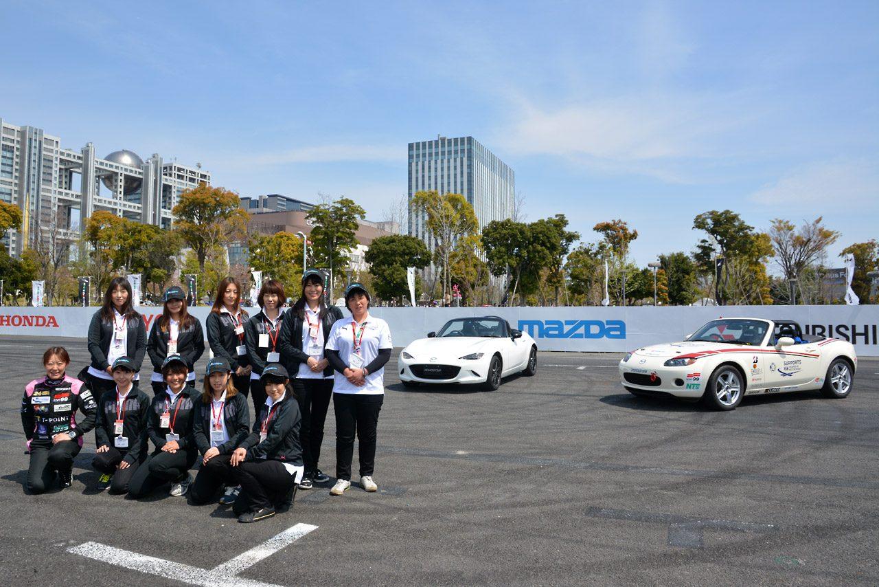 モータースポーツジャパン2015 2日目フォトギャラリー