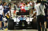 F1   【決勝無線メモ】「このタイヤは死にかけている」