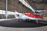 F1   HondaJet日本初飛行。バトンの購入は未定