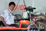 F1   マクラーレン「ホンダの文化を理解することが鍵に」