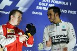 F1   GP直送:ハミルトン、フェラーリ移籍説の裏側