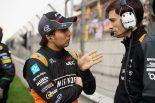 F1 | ペレスに相談「コミュニケーション力はこう伸ばせ!」