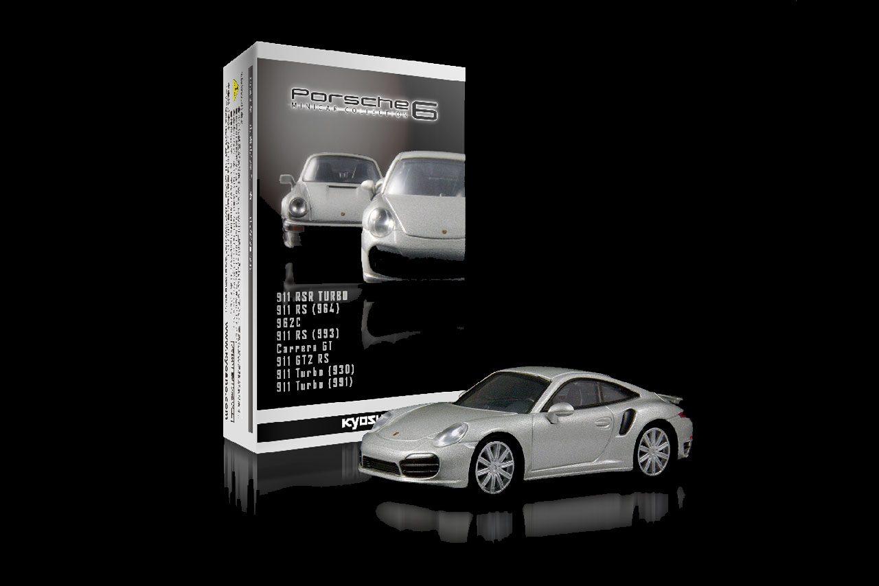 京商コンビニシリーズ最新作はポルシェ。962Cも(1)