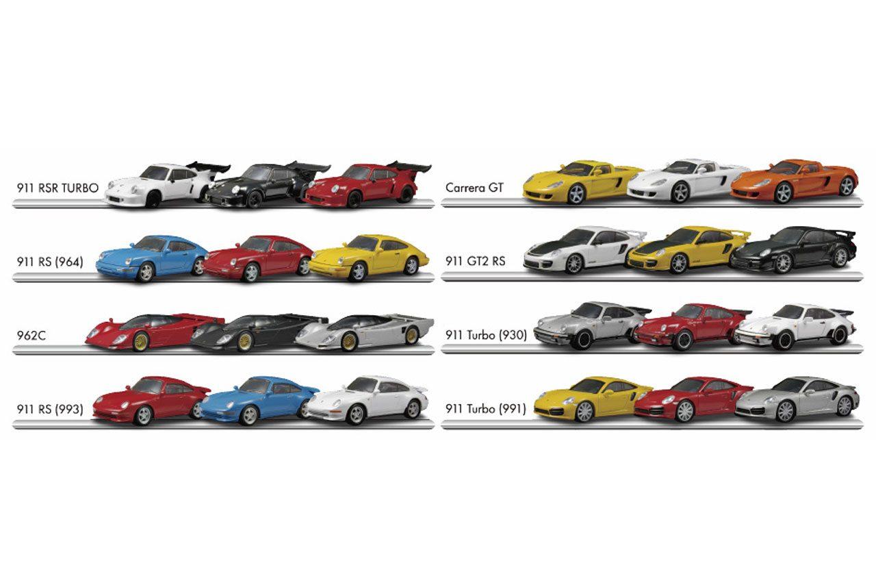 京商コンビニシリーズ最新作はポルシェ。962Cも(2)