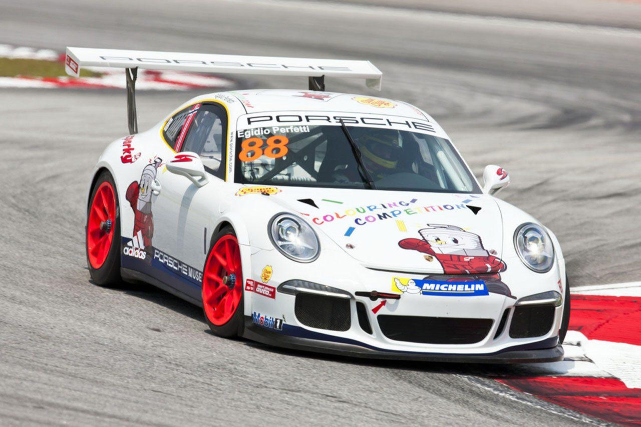 スパーク、レーシングカーのデザインコンペを開催(1)