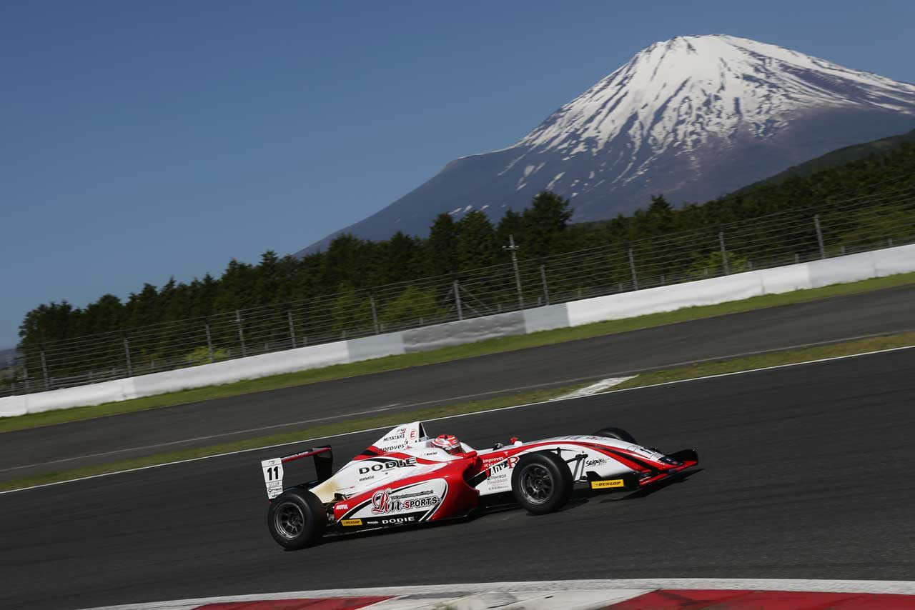 FIA-F4 第4戦富士 予選結果(1)