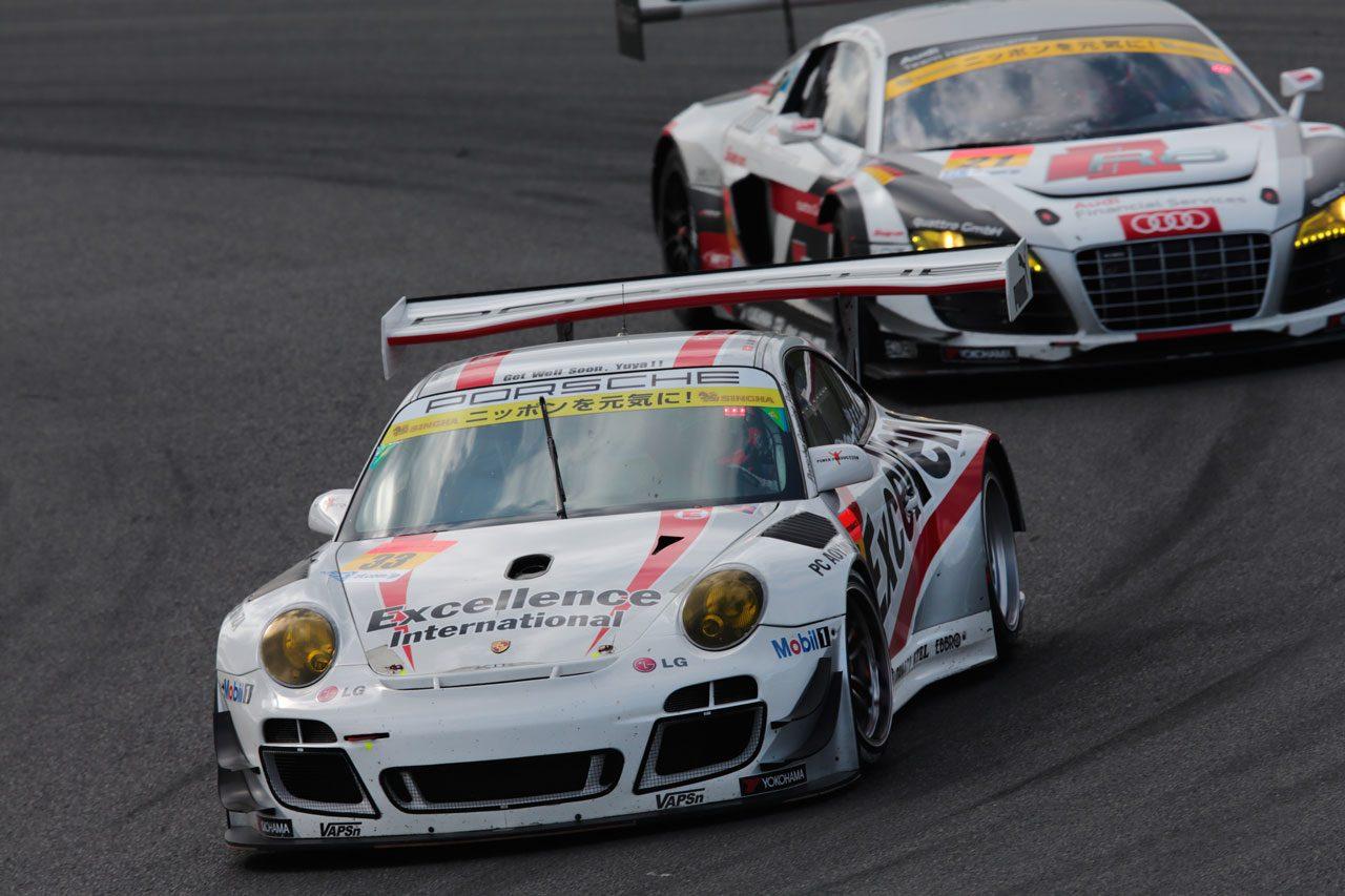 Porsche Team KTR、タイヤをセーブし12位完走(2)
